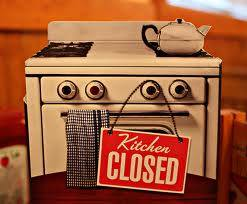 kitchen closed 2