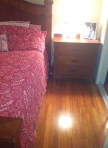 clean bedside
